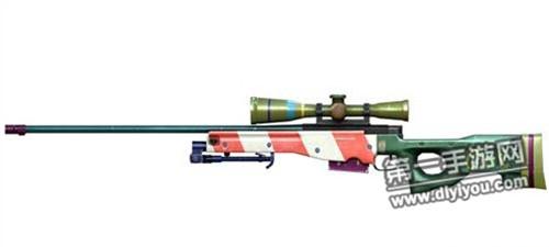 CF手游狙击枪awm圣诞价格及属性攻略