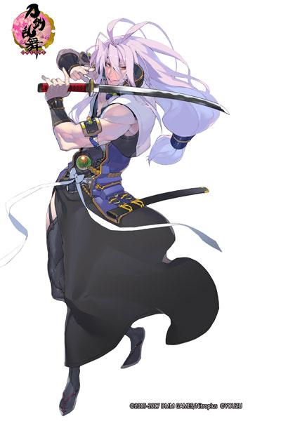 千子村正重磅上线《刀剑乱舞-ONLINE-》新刀剑男士登场