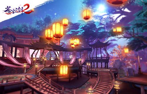 《苍穹之剑2》3月8日安卓公测 新国风唯美袭来