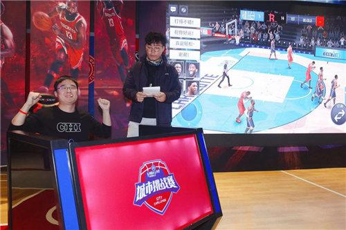 专访英雄互娱星辰工作室总经理顾燕明:《NBALIVE》银猪娱乐城市赛未来可期