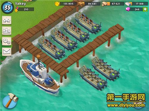 《海岛奇兵》评测:另类COC 和快乐家族并肩作战