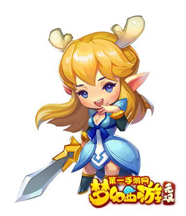 梦幻西游无双版金色小龙女技能及获得图鉴