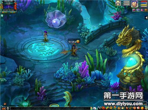梦幻西游互通版游戏画面曝光堪比电脑版