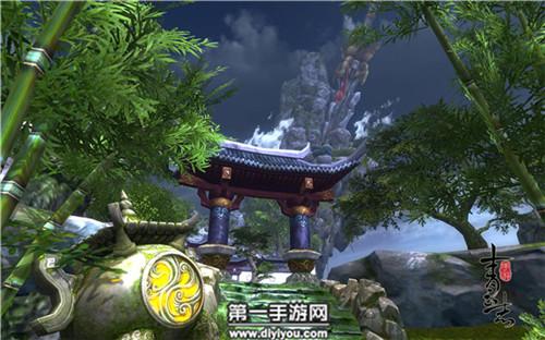 青云�9i*z-b���:�yb�9�yf_青云志手游青云世界地图系统图赏