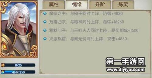 诛仙手游高级阵灵搭配阵容玉阳子高道法712192