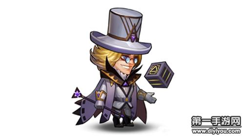小冰冰传奇新英雄魔术师站位分析