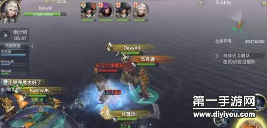 大航海之路近卫Ⅸ北海舰队打法技巧分析
