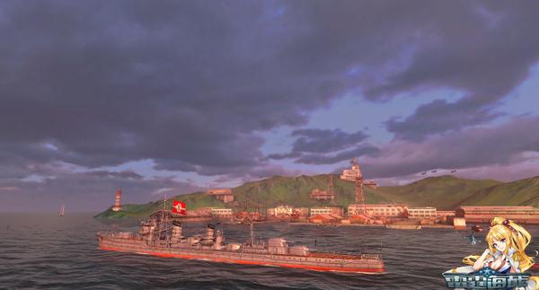 《雷霆海战》全新大版即将来袭 九级战舰真容强势曝光