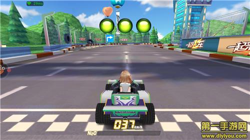 《一起来飞车》评测:3D漂移竞技手游 一起飞起来吧!