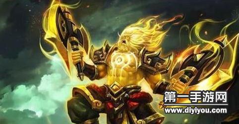 王者荣耀新英雄曝光 巨灵神最强技能来袭