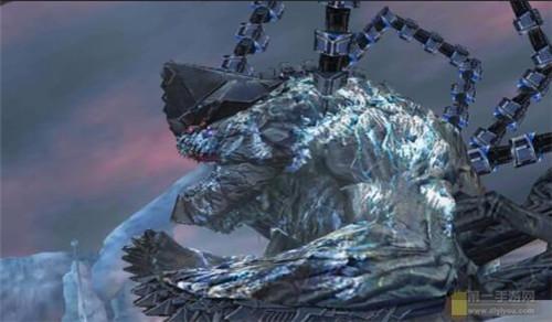 无所畏惧械爪激光 轻松完虐冰火巨蜥