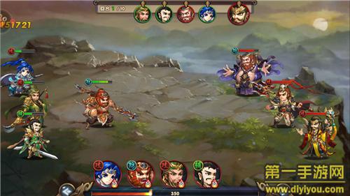 《无敌OL》游戏评测:百种武将 统领三国