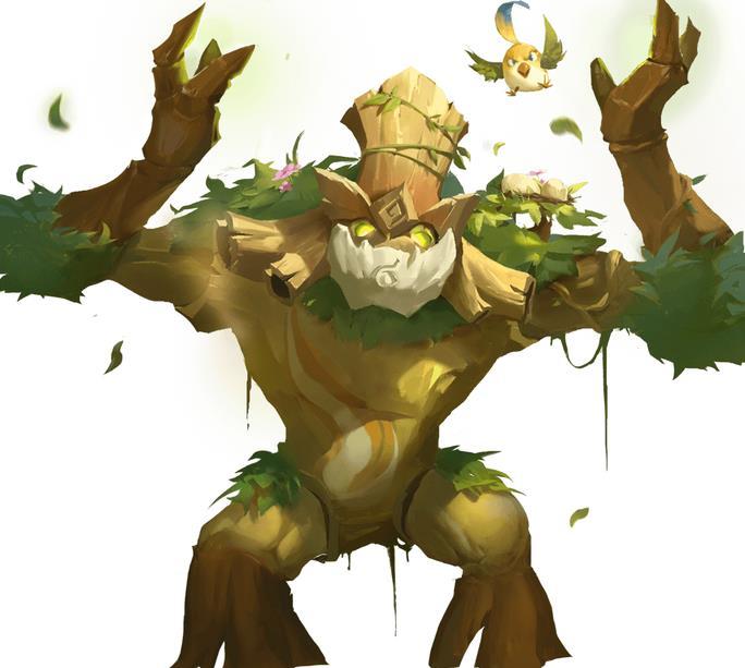 迷雾世界树妖牧师库鲁德使用技巧指南