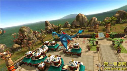《成吉思汗手机版》游戏评测:超还原历史的手游 万人PK嗨翻天