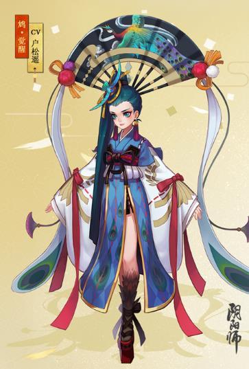 阴阳师鸩式神技能图鉴 一个会放毒的小姐姐
