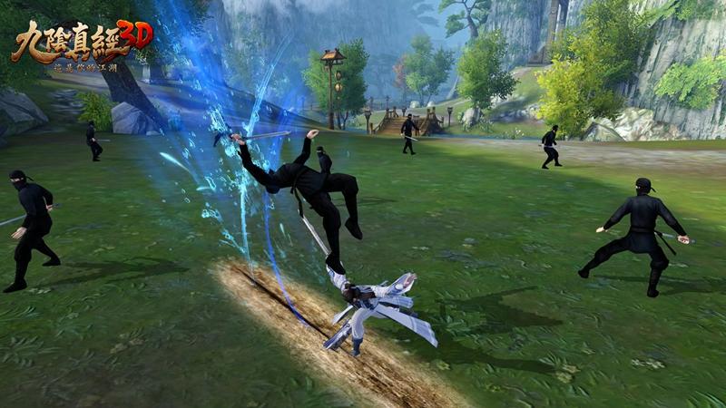 《九阴真经3D》大型资料片6月来袭 新玩法预测曝光