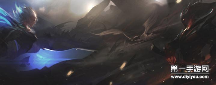 英雄联盟神秘预告 瑞文亚索新皮肤曝光