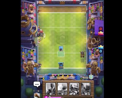 皇室战争达阵模式预告解读 老高试玩视频分享
