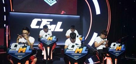 CF手游ML2017季后赛前瞻 优胜劣汰竞争残酷