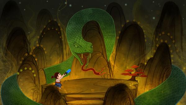 《灵妖记》12月8日全渠道首发 妖仙世界起源揭秘
