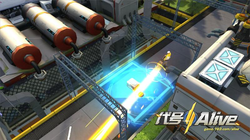 放飞你的想象力 《代号:Alive》12月15日开启技术首测