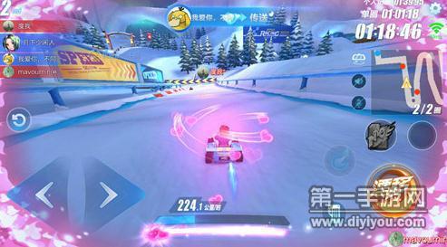 QQ飞车水立方娱乐平台邂逅竞速模式玩法解析 带妹必备技巧