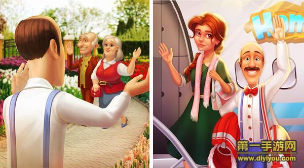 《梦幻家园》试玩:消除与庄园结合 一起守护童年记忆