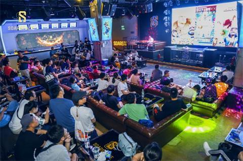 皇室战争电竞馆火热开启 广州赛区首周冠军诞生