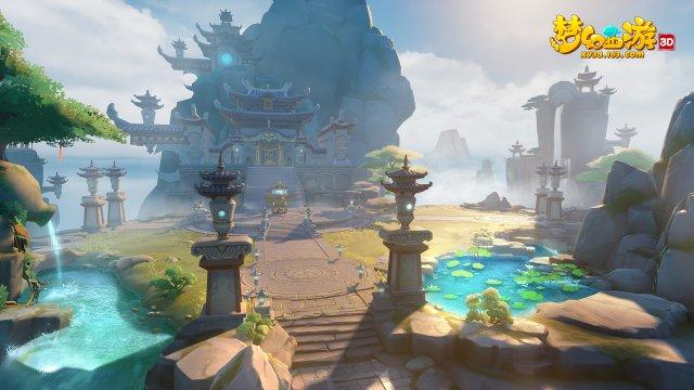 梦幻接力之作《梦幻西游3D》手游即将来袭 3D次世代场景首曝