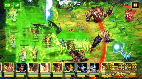 《龙腾:起源》评测:多兵种混战 玩出新花样