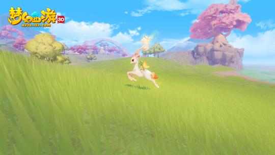 《梦幻西游3D》TF删档测试10月17日火爆开启 全新三界即将来袭