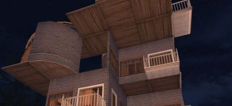 明日之后房子设计图纸 建造过程一览