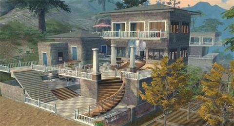 明日之后六级庄园别墅设计 你确定不来看看吗