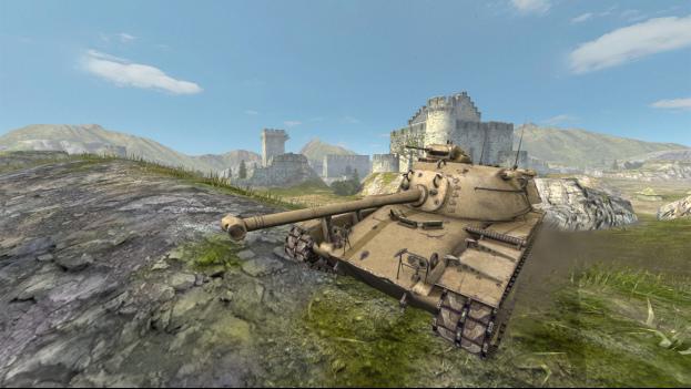 """助你成就英雄伟业 《坦克世界闪击战》新坦克M4A2""""洛萨""""亮相"""