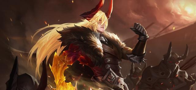 王者荣耀李信体验服调整 黑暗形态被动伤害提升