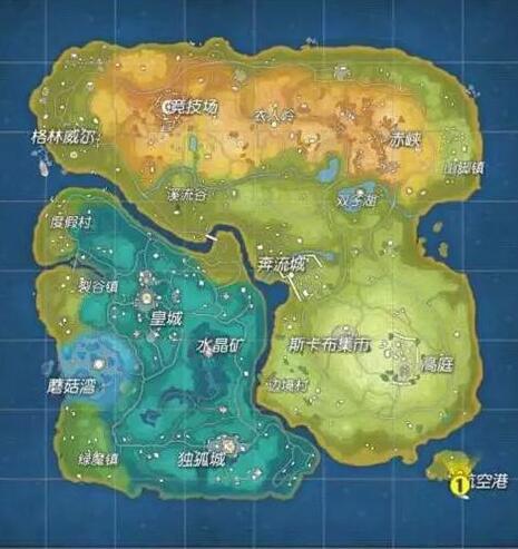 孤岛先锋米拉尼岛生存技巧 资源分布地区详解