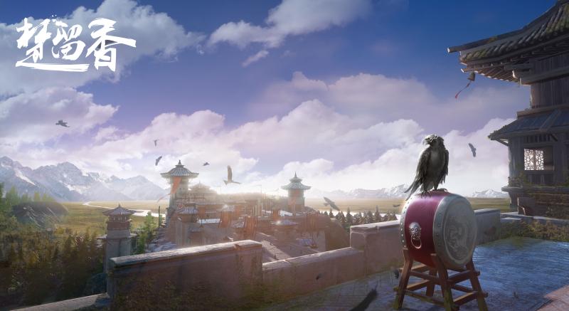《楚留香》塞北资料片终篇今日上线 首个20人宗师团本开启