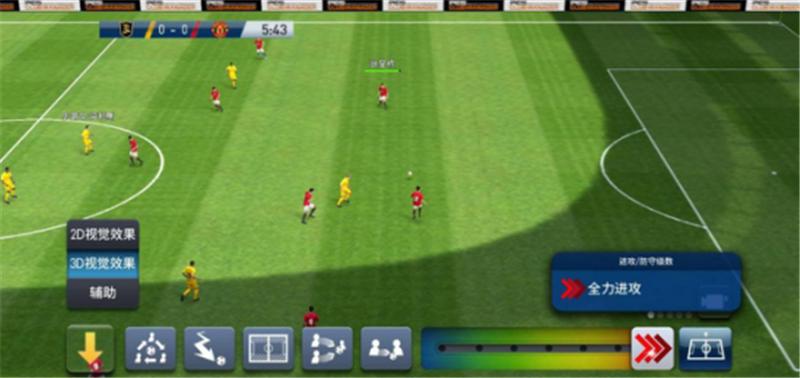 《实况足球》测评:探索足球战术世界