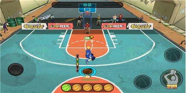 兴趣的投篮游戏合集