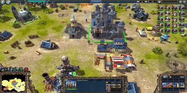 摹拟王国制作游戏