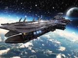 手游《银河战舰》即将开启测试 战舰原画首曝