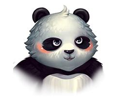 倩女幽魂手游60级熊猫大爷属性分析