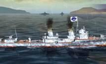 巅峰战舰驱逐舰哪个舰船厉害吹雪不错
