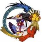 姑获鸟头像框