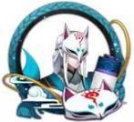 妖狐头像框