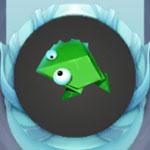 球球大作战纸青蛙孢子皮肤外观特效一览