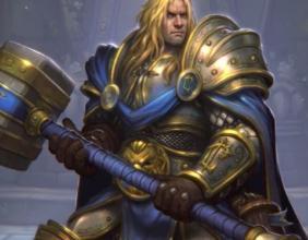 炉石传说圣骑新皮肤阿尔萨斯 需九职业击败巫妖王