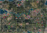 绝地求生刺激战场地图资源点大全 哪里资源最丰富