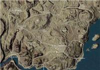 绝地求生手游沙漠新地图 新场景图片一览