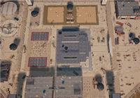 绝地求生全军出击沙漠监狱物资位置一览